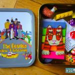 La cajita Beatle<br> (kit portátil de emergencia artística)