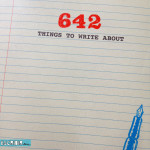 """642 things to write about"", el libro para entrar en calor"
