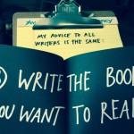 """""""Escribí el libro que querés leer"""", Austin Kleon"""