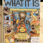 """What it is"", por Lynda Barry"