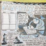 Cómo hacer un registro de tus días: <br>el logbook o journal