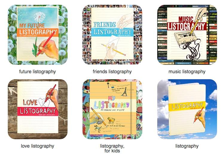 listography-libros