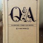 El 5-year journal: 365 preguntas para responder durante 5 años