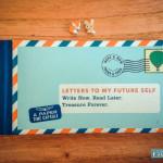 Un libro para escribirle cartas a nuestro yo del futuro