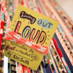 """Living out loud"", de Keri Smith: actividades para una vida creativa"