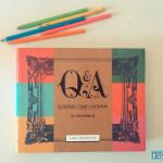 Q&A a day: un dibujo por día durante 4 años