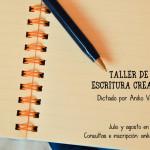 Taller de escritura creativa en Buenos Aires (2016)