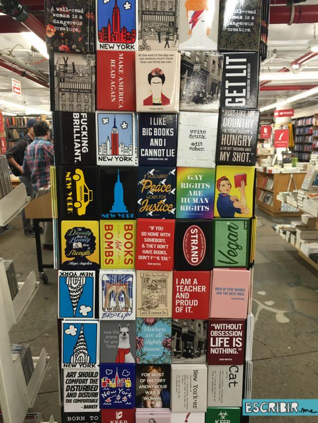 La ruta de las papelerías en Nueva York   escribir.me