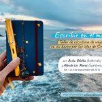 Escribir en el mar: un taller de escritura de viajes a bordo de un catamarán por Sicilia